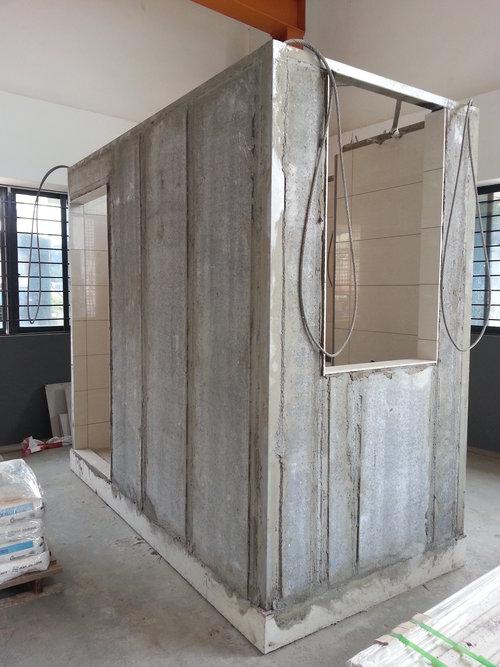 Prefabricated Bathroom Unit Pbu