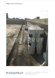 Acrylic Based Waterproofing Supplier